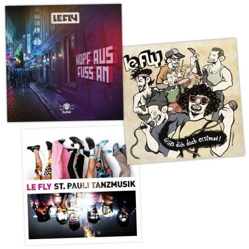 Le Fly, CD, Bundle